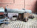 Cannon, Internationales Maritimes Museum, Hamburg (P1080676).jpg