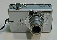 Цифровая «мыльница» Canon Digital IXUS 430