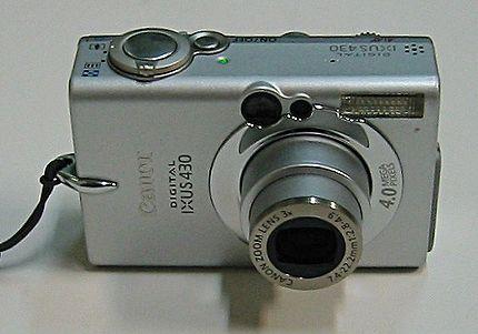 ixus 430: