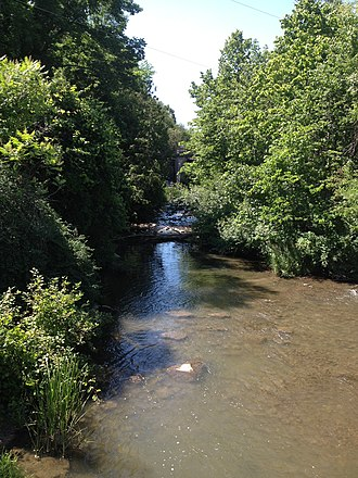 Canton, Ontario - Image: Canton, Ontario 3 Mill creek west from CR10
