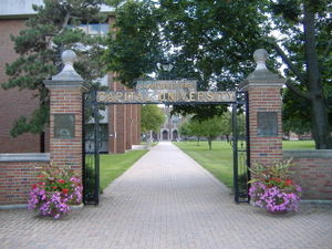 Bexley, Ohio - Capital University