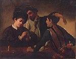 Caravaggio I bari (Mahon).jpg