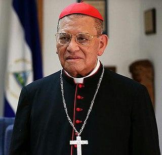 Miguel Obando y Bravo Catholic cardinal