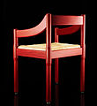 Carimate Chair Back Vico Magistretti Cassina Austin Calhoon Photograph.jpg