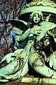 Carl Dopmeyer Vier Prachtkandelaber musizierende Meerjungfrau.jpg