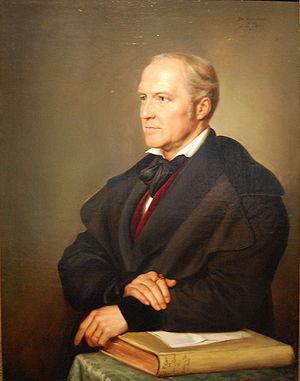 Carl Gustav Carus - Carl Gustav Carus by Julius Hübner