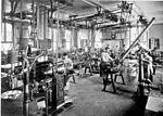 Carl Zeiss production in Jena, ca. 1890 (6892931876).jpg