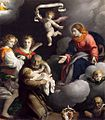 Carlo Ceresa - The Vision of St Felix of Cantalice - WGA04651.jpg