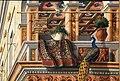 Carlo crivelli, annunciazione con sant'emidio, dalla chiesa dell'annunciazione ad ascoli 09 tappeto.jpg