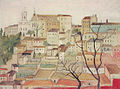 Carlos Botelho, Lisboa - Lisbon, 1962, oil on canvas, 54 x 76,5 cm,.jpg