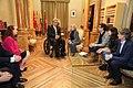 Carmena entrega la Llave de Oro de la ciudad al presidente de Ecuador 03.jpg