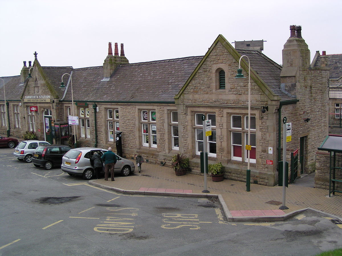 Carnforth Railway Station Wikipedia