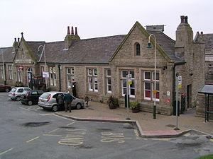 Carnforth railway station - Image: Carnforth railway station