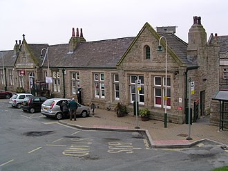 Carnforth railway station - Image: Carnforth railway station