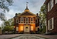 Carpenters' Hall, Philadelphia, USA, May 2015
