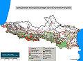Carte générale des Espaces protégés dans les Pyrénées Françaises.jpg