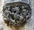 Cartuja de Miraflores (Burgos) - Portada - Detalle ménsula 01.jpg