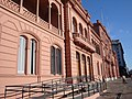 Casa Rosada, patio exterior de costado.JPG