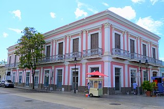 Casa Vives United States historic place