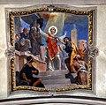 Casale monferrato, santo stefano, interno, affreschi di luigi morgari 02 predica di s. stefano.jpg