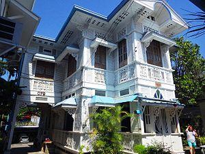Tagbilaran - Casenas house