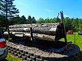 Cassian Centennial Anniversary Logging Monument - panoramio.jpg