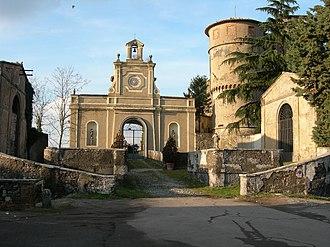 Castel Viscardo - Castello di Madonna.