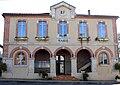 Castelnau-d'Auzan - Mairie.JPG