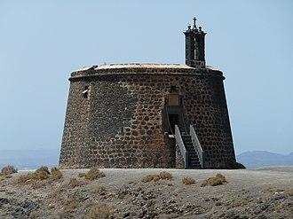 Playa Blanca - Castillo de las Coloradas