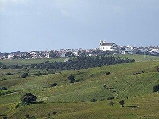 Castro Verde Municipality in Alentejo, Portugal