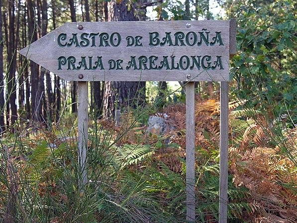 Castro de baroNa.Praia de Arealonga.jpg