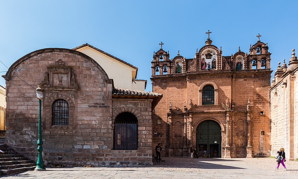 Catedral, Plaza de Armas, Cusco, Perú, 2015-07-31, DD 77