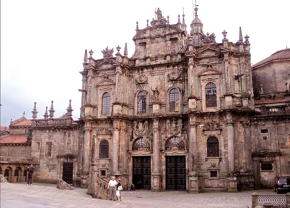 Catedral de Santiago-azabacheria