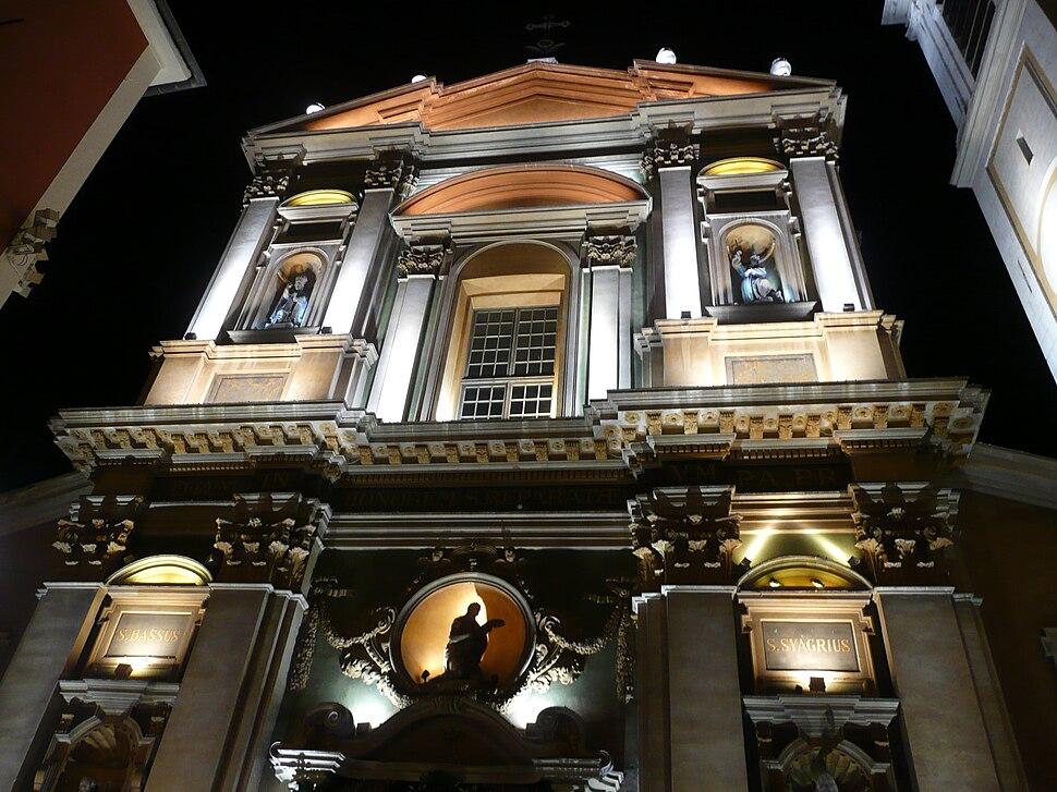 Cathédrale Sainte Réparate in Nice