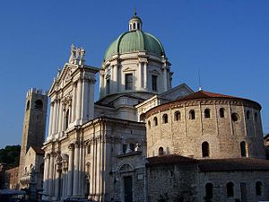 Old Cathedral, Brescia - New and Old Cathedrals of Brescia