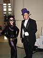 Catwoman and Penguin 2007.jpg
