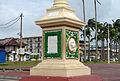 Cayenne place des palmistes Colonne de la république 2013.jpg