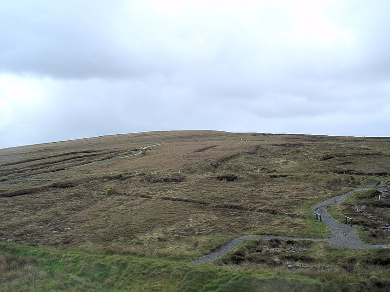 File:Ceide Fields Neolithic Site.JPG