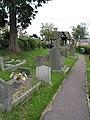 Cemetery, Blakeney - geograph.org.uk - 812774.jpg