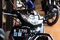 Cemoro-Lawang Indonesia Motocycle-plate-01.jpg