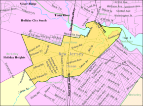 Census Bureau map of South Toms River, New Jersey.png