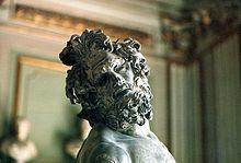 Centauro (particolare) nei Musei Capitolini di Roma