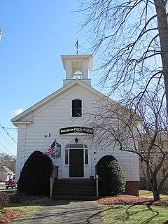 Center School (Burlington, Massachusetts)