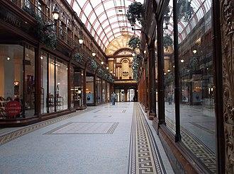 Joseph Oswald - Central Arcade, Newcastle upon Tyne