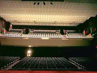 Shahjalal University of Science and Technology - Central Auditorium Interior