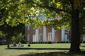 Centre College, Danville, Kentucky