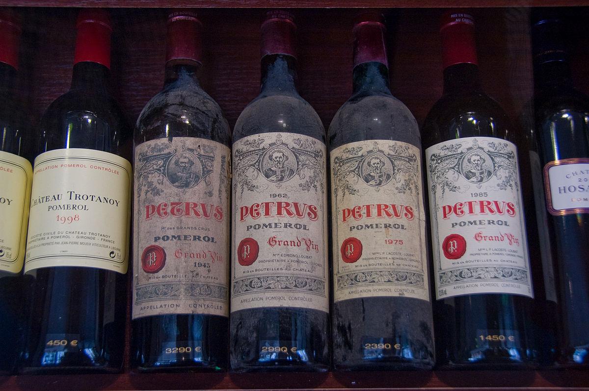 Wine Fraud Wikipedia