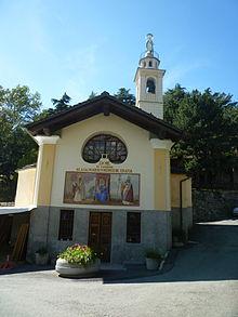 La cappella Notre-Dame-de-Grâces.