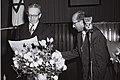Chaim Levanon president Ben Zvi.jpg