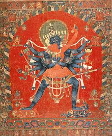 Cakrasaṃvara Tantra - Wikipedia